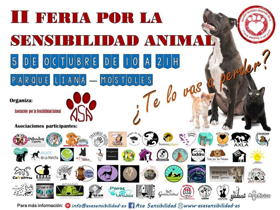 II Feria Por La Sensibilidad Animal