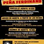 Fiestas de San Sebastián de los Reyes 2019 con la Peña Ferdinand