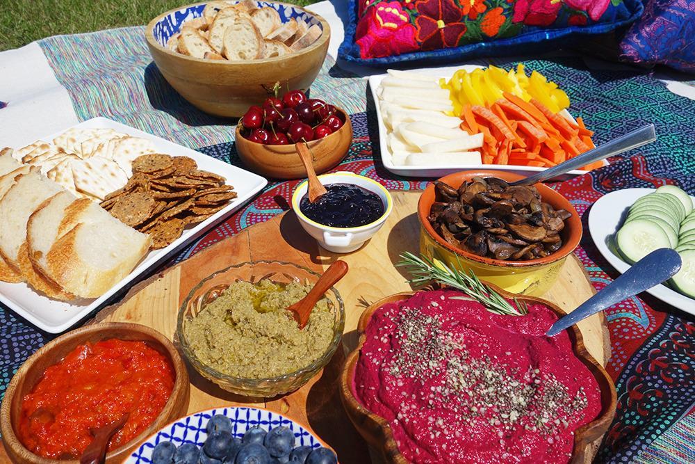 3° pícnic vegano organizado por AMA
