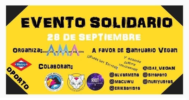 evento_solidario_santuario_Vegan