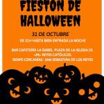 Fiesta de Halloween de la Peña Ferdinand