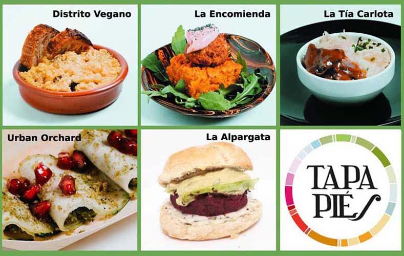 Guía para un Tapapiés Vegano 2019