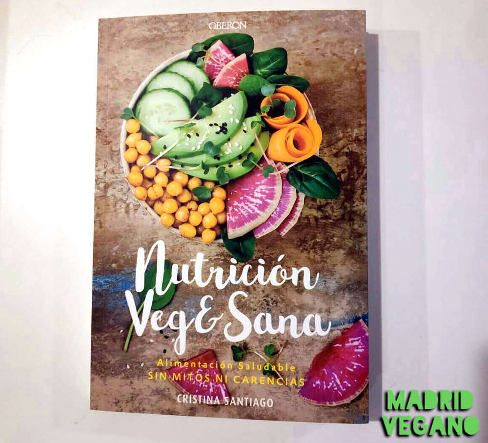 Nutrición Veg&Sana, cómo comer vegano y sano