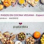Primeros Pasos en Cocina Vegana (Especial Navidad)