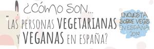 ¿Cómo son las personas veganas en España?