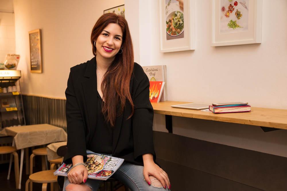 Paula González, comunicando para negocios y personas veganas