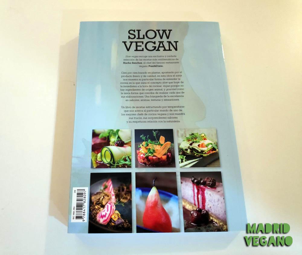 Slow Vegan, cocinando a fuego lento