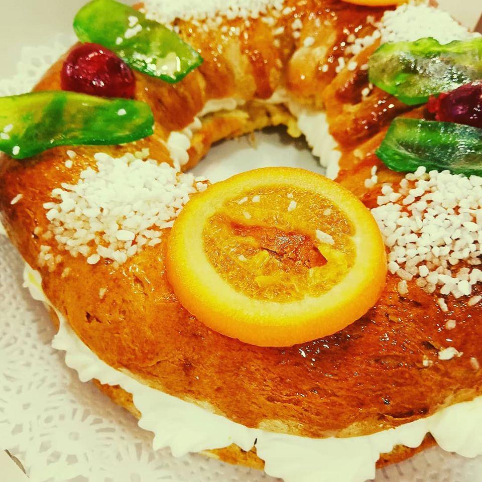 Ya están aquí los roscones de Reyes veganos