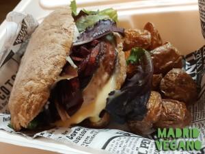DeliVegan Street, comida callejera vegana, sin gluten y a domicilio
