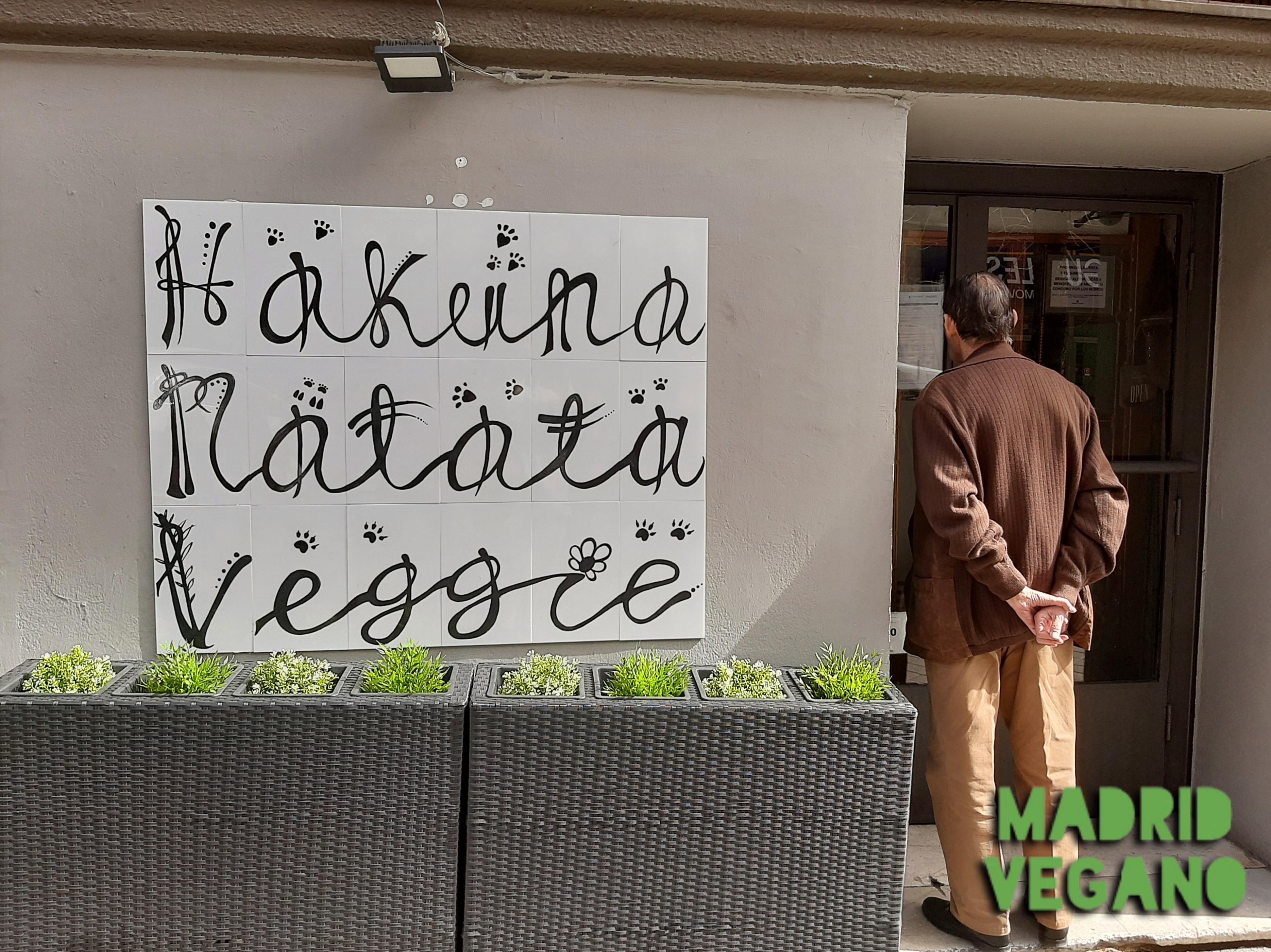 Hakuna Matata Veggie inicia una nueva etapa en Chamberí