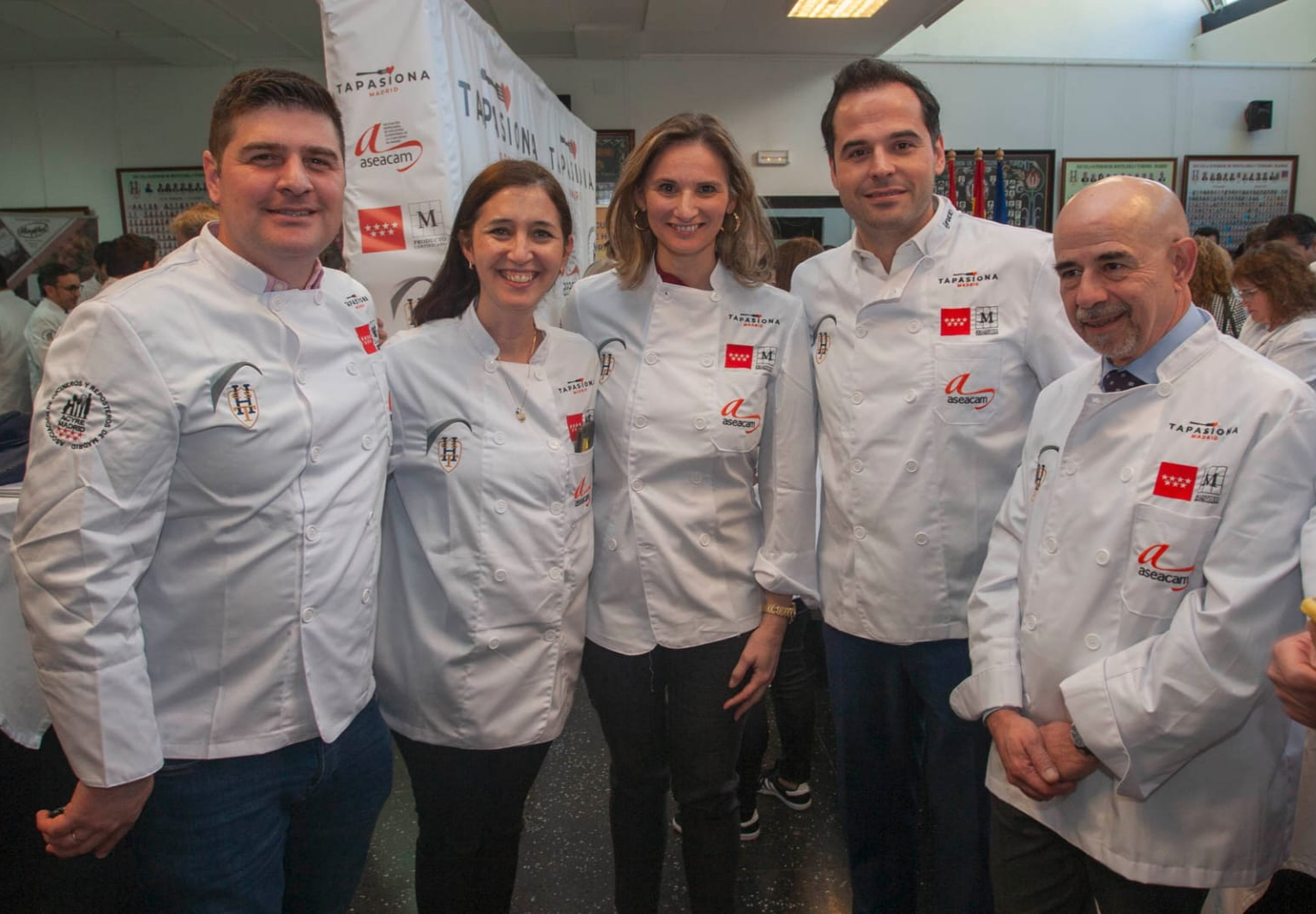 Salutem Lux participa en Tapasiona Madrid