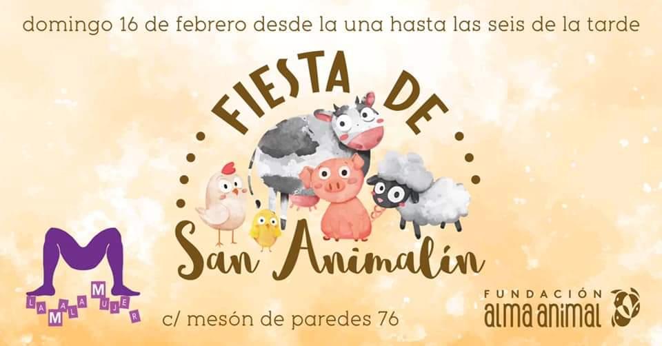 San Animalín 2020