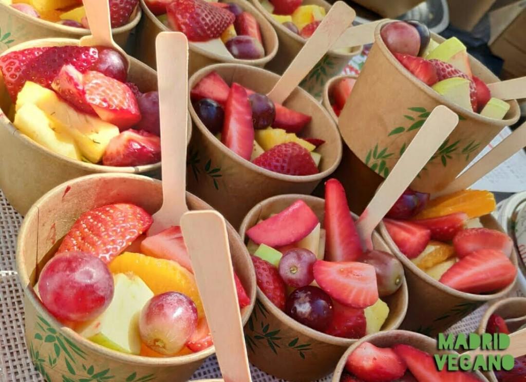 Cristina Santiago aconseja cómo llevar una alimentación vegana sana