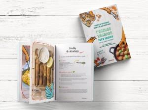 Recetas veganas para peques, cocina sana y respetuosa en familia
