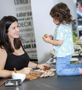 Charlamos con Patricia Menéndez, autora de Recetas veganas para peques ¡y no tan peques!
