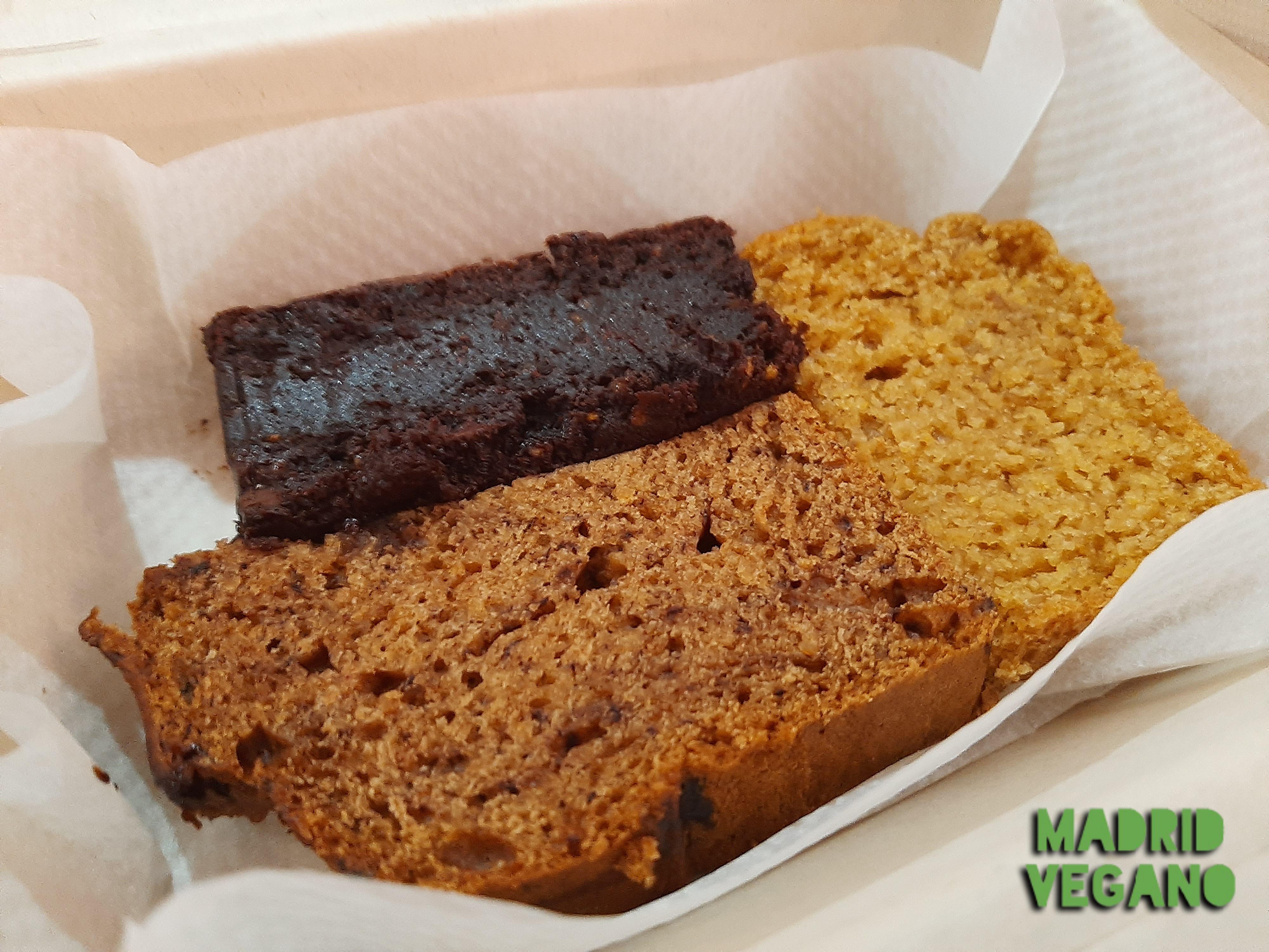 Mandarina Plant-Based Kitchen, cocina fusión vegana junto al Templo de Debod