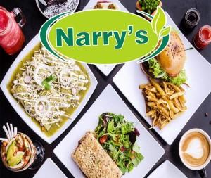 Narry's Wholesale Foods, especialistas en distribución de alimentación vegana para restauración y tiendas