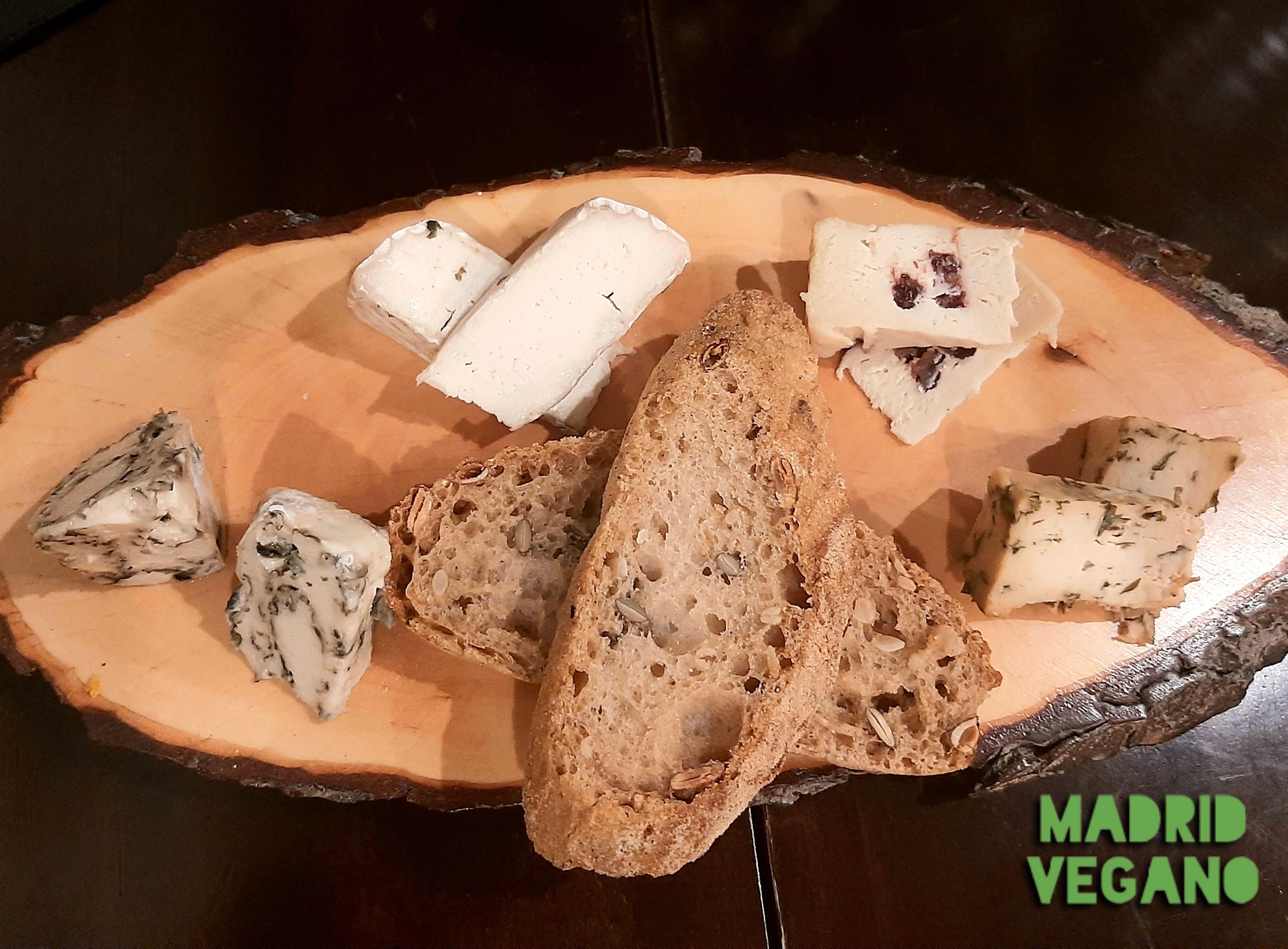 Escafandra vegana regresa con una carta renovada y gluten-free a Chamberí