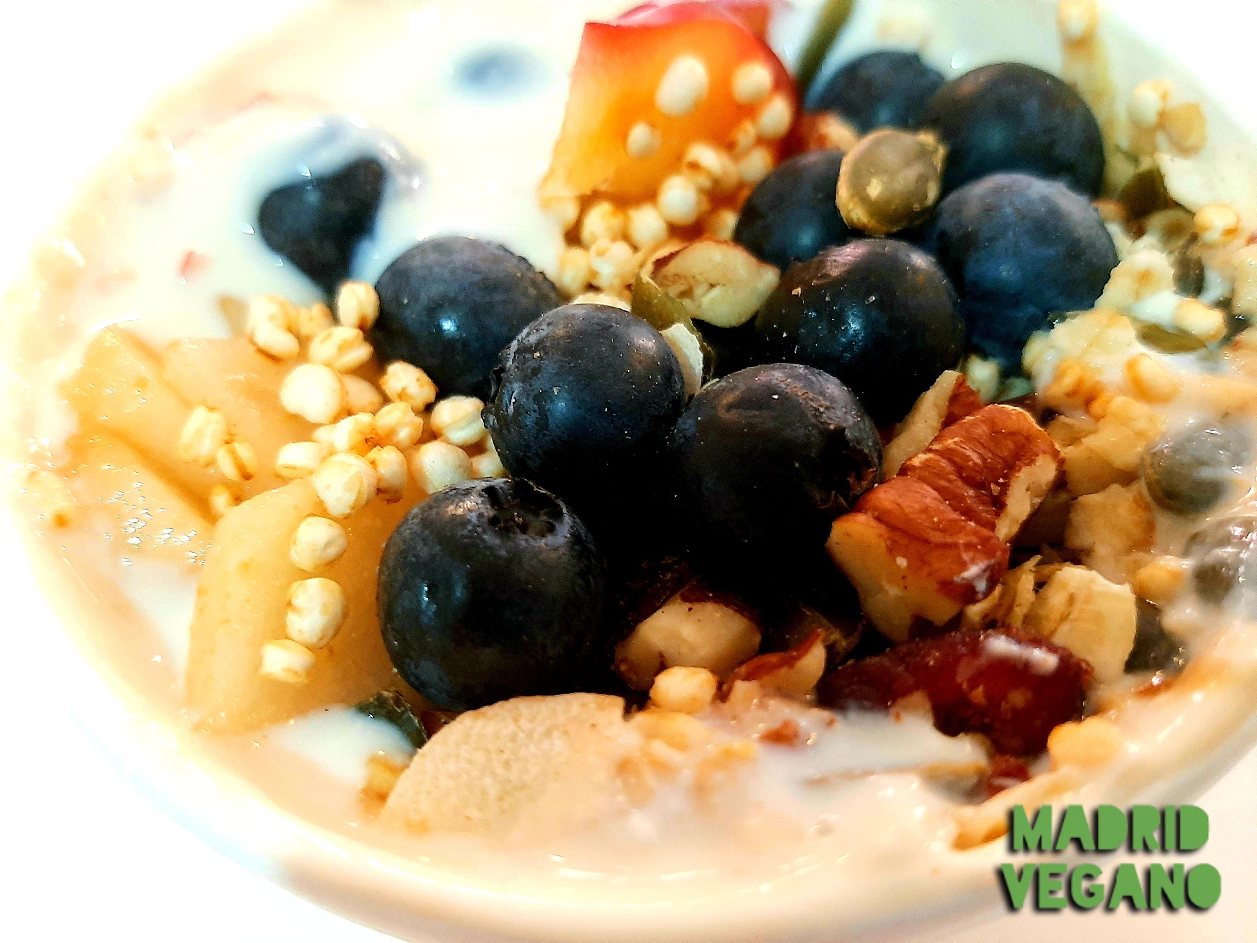 Guía rápida para disfrutar de lo que ofrece el Madrid Vegano