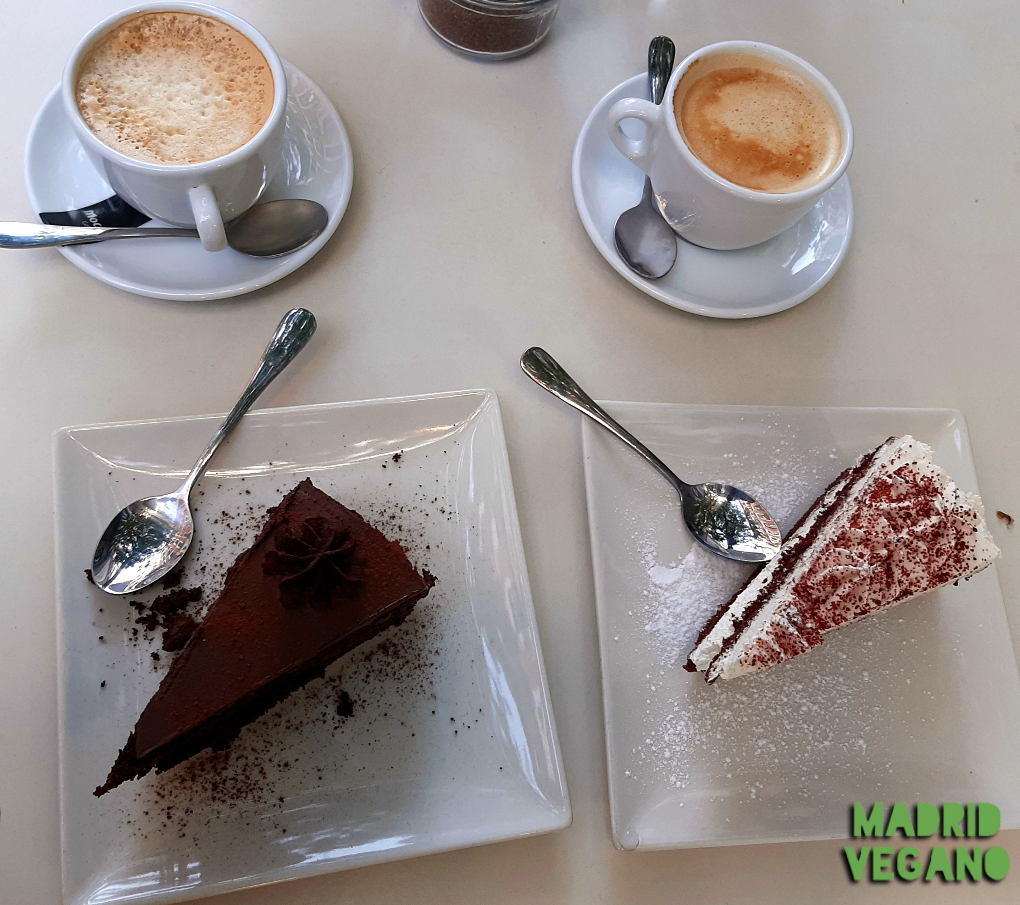 ¿Dónde disfrutar de dulces veganos en Madrid?