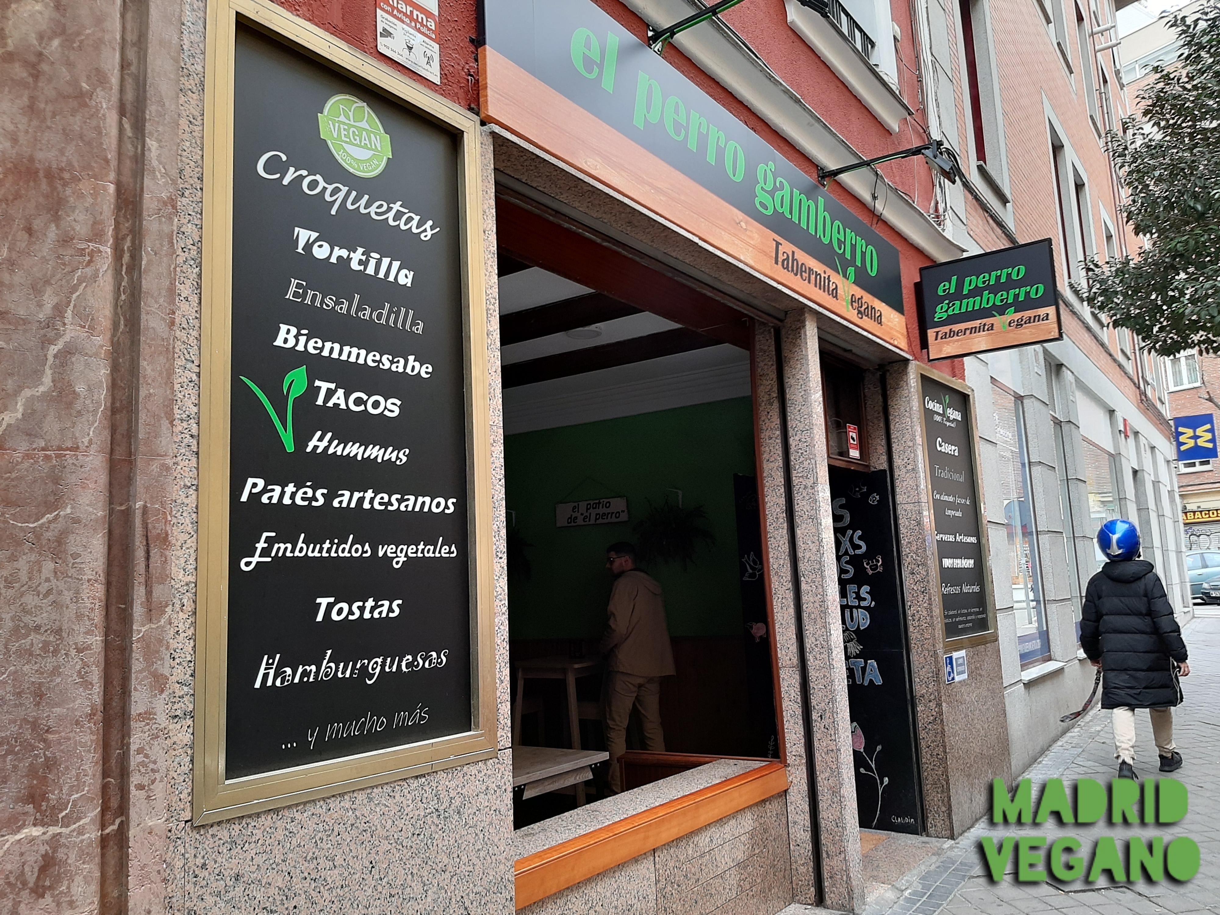 Restaurantes veganos de Madrid unen fuerzas