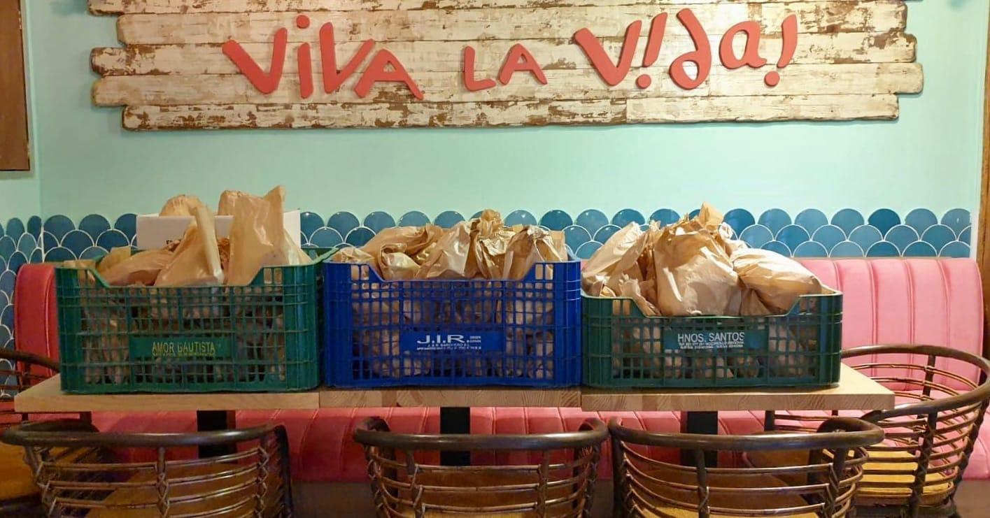 Million Dollar Vegan reparte 1.200 comidas veganas en Madrid por el Día del Vegetarianismo