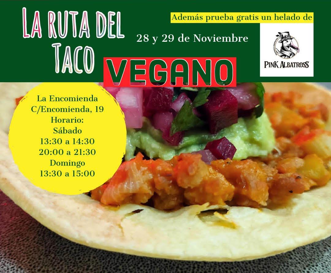 Guía de la ruta del taco vegano en Madrid