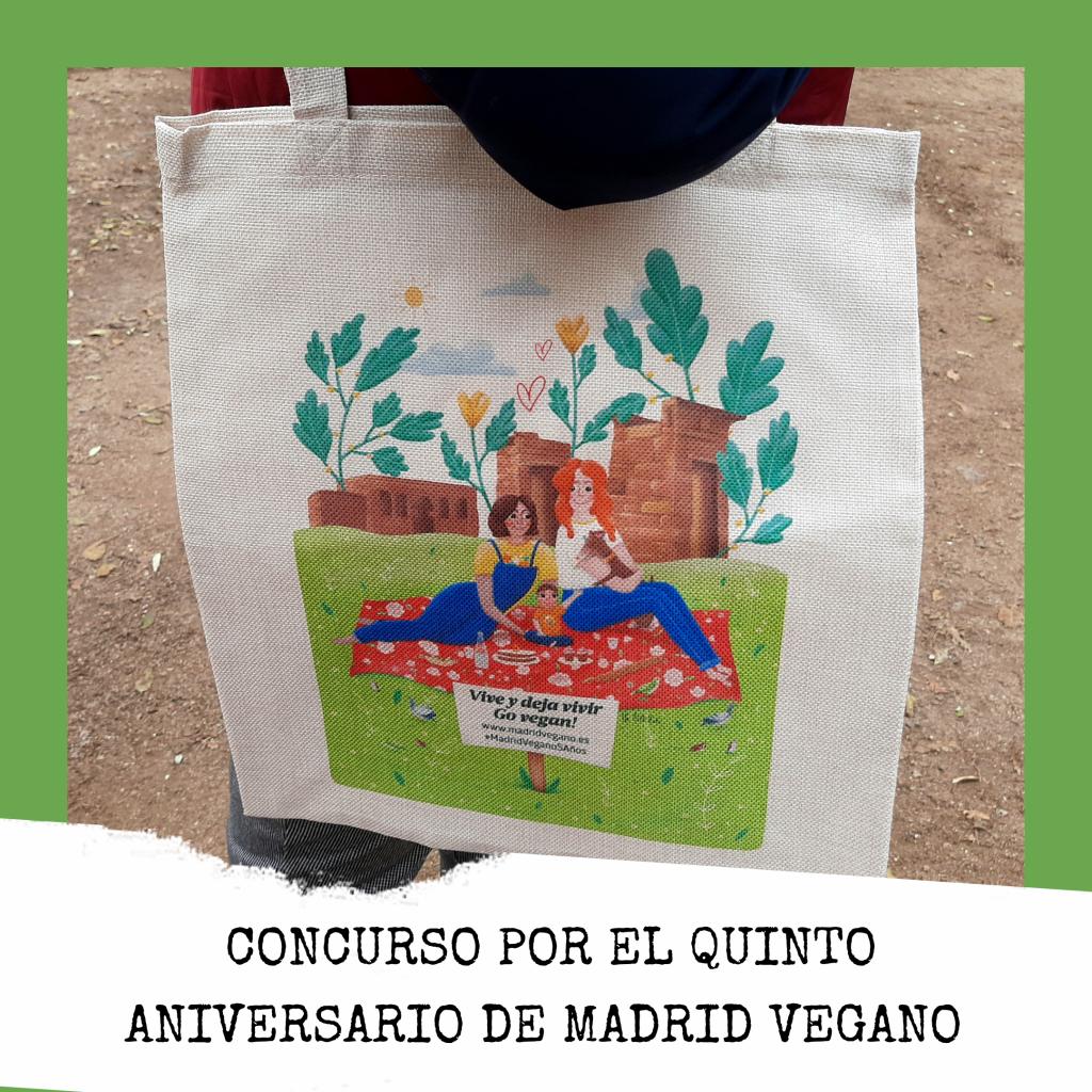 Concurso por el quinto aniversario de Madrid Vegano (CERRADO)