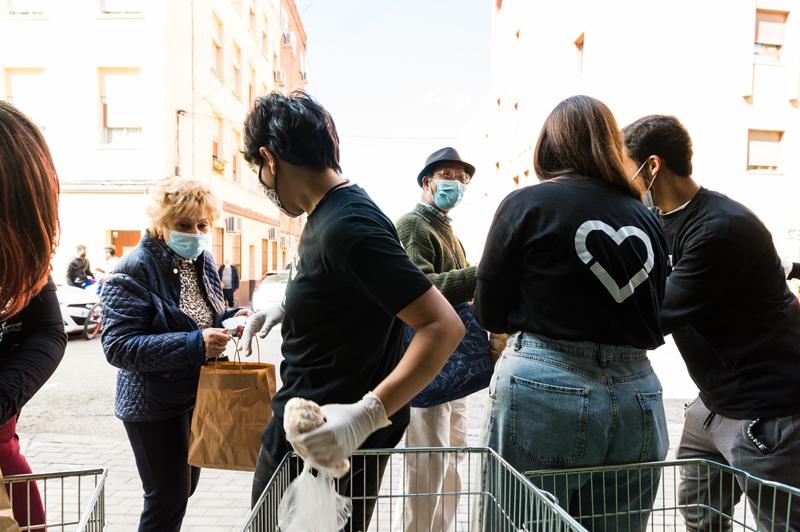 Comparte vegano: un mes solidario organizado por Million Dollar Vegan