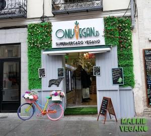 Only Vegan, supermercado vegano en Chueca