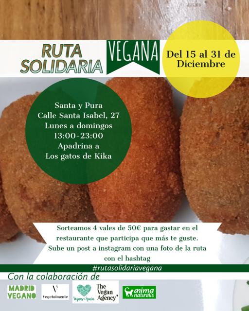 santa-y-pura-ruta-solidaria-madrid-vegano