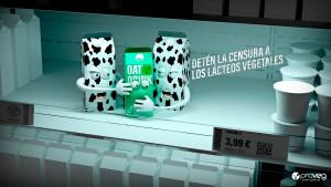 Ni leche de avena ni yogur de soja... y la amenaza de la enmienda 171