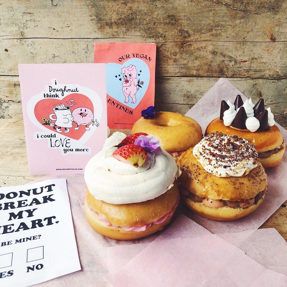 Ocho ideas bonitas y veganas para celebrar San Valentín