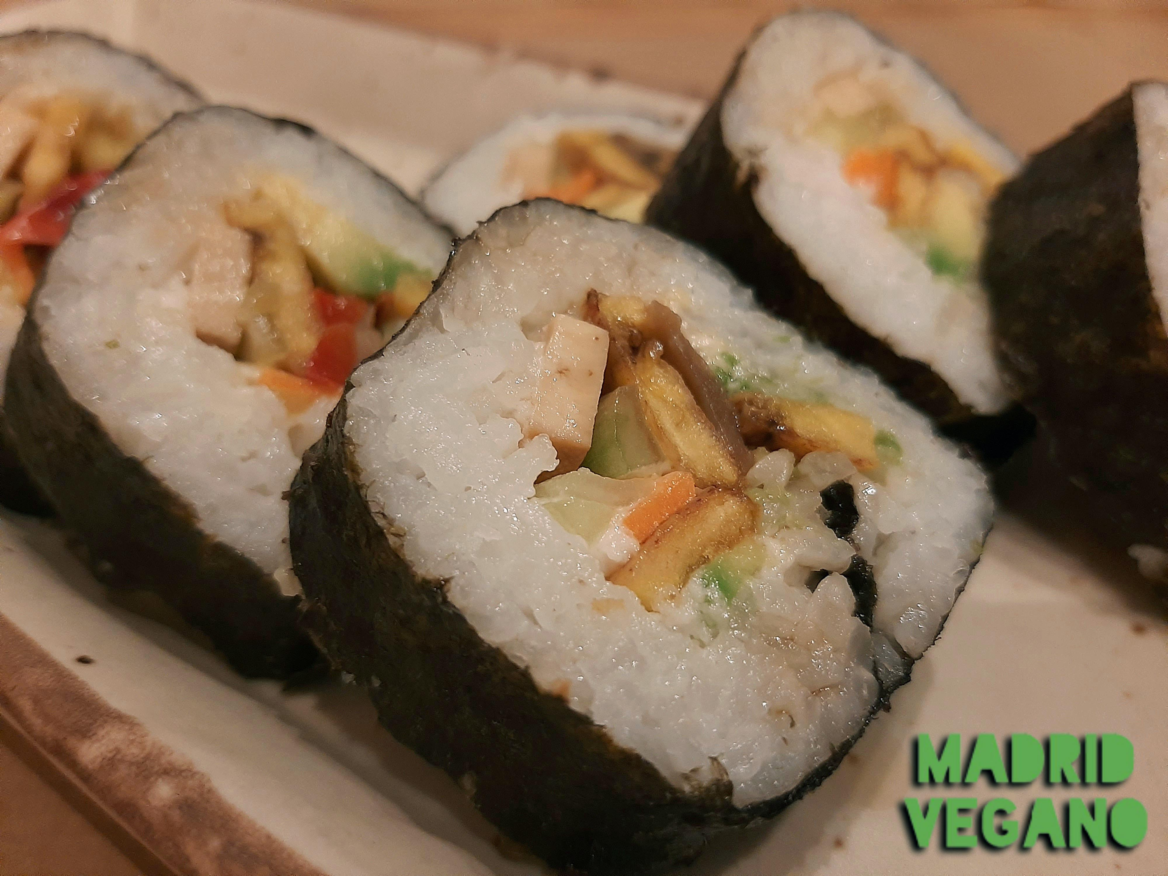 Cocina vegana internacional: recorre el mundo desde Madrid