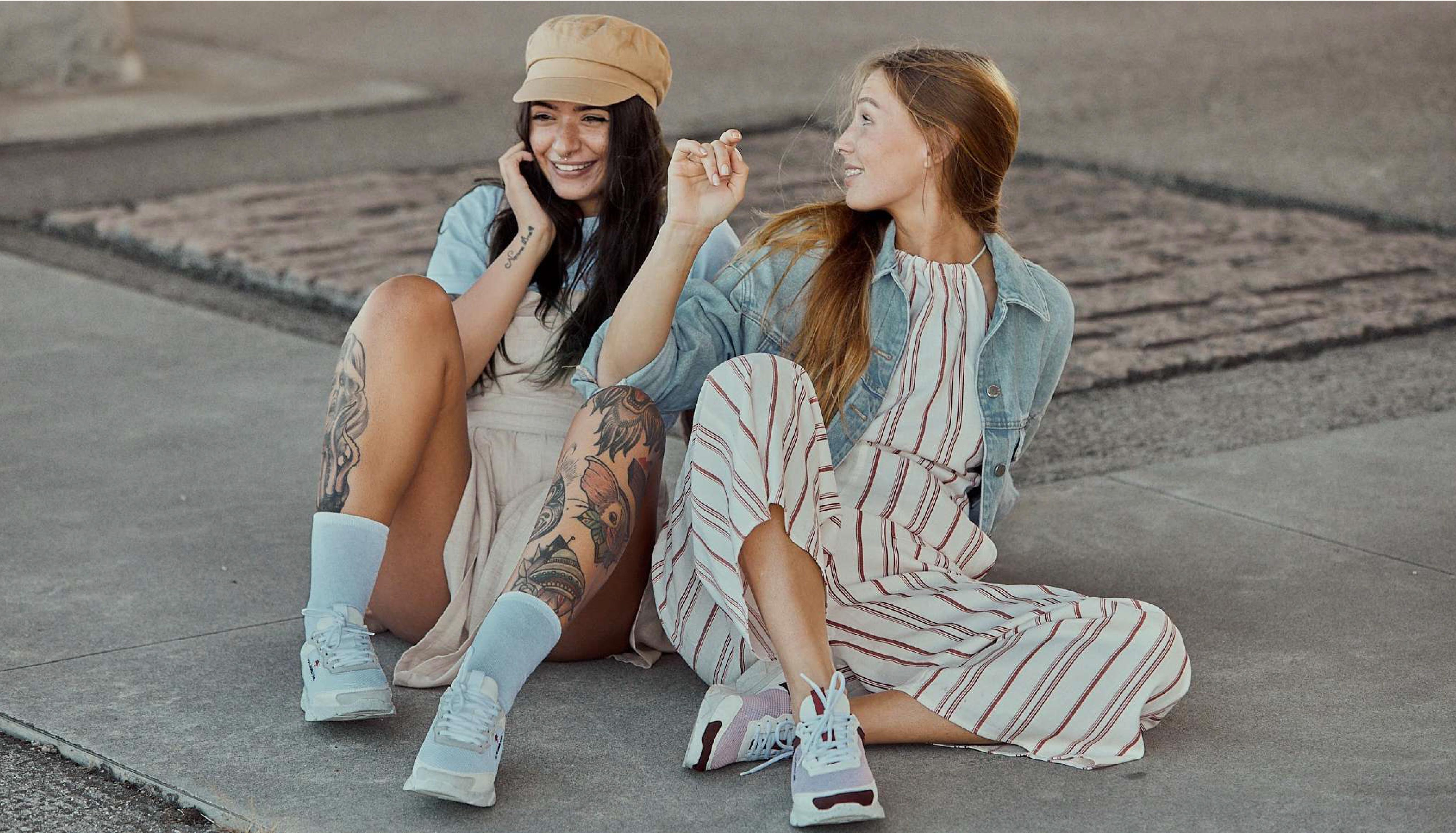 Street & Life de Beflamboyant, zapatillas veganas, sostenibles, urbanas y chic