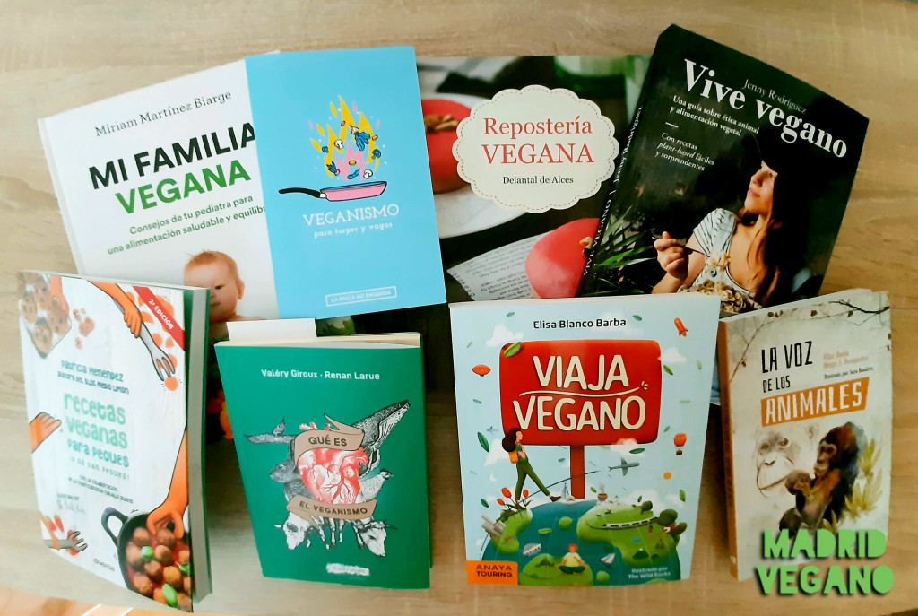 10 libros veganos imprescindibles (y sencillos)