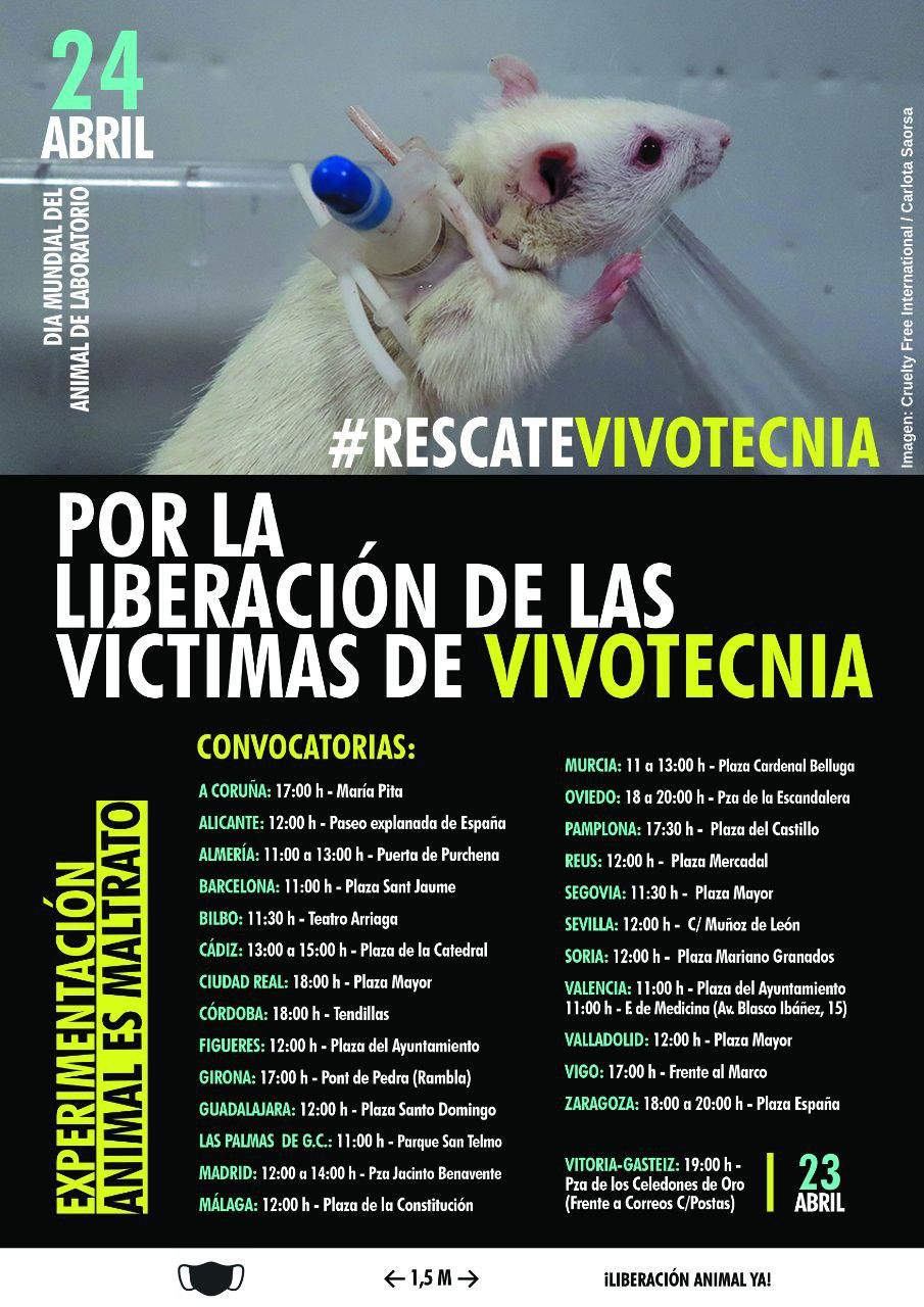 """Breve cronología de """"rescate Vivotecnia"""""""
