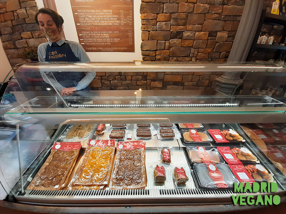 Tienda vegana Madrid