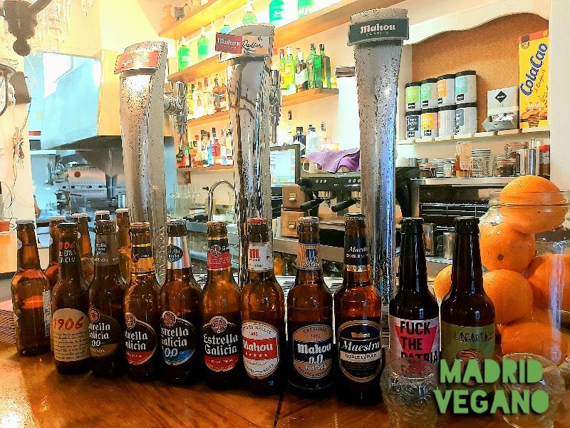 cerveza vegana. Resolvemos tus dudas