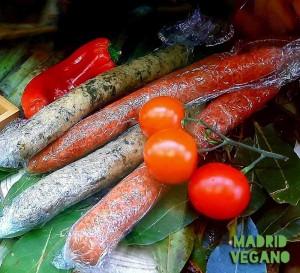 Bontá Tebú: carnicería vegana