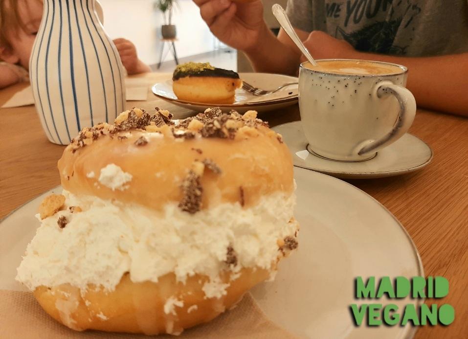 Donuts veganos en Malasaña