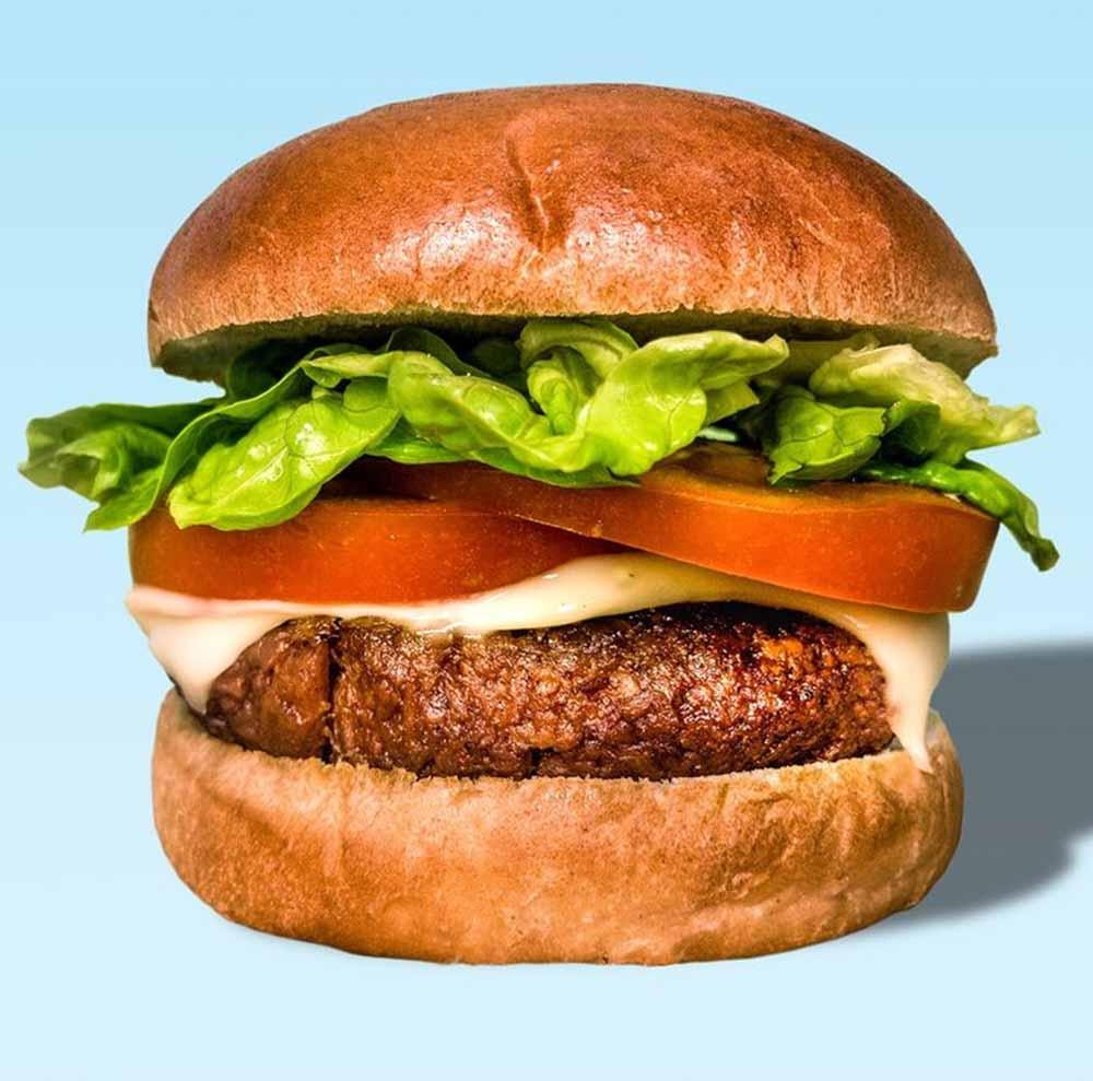 Hello Burger, 100 % vegetal, sin gluten y sana
