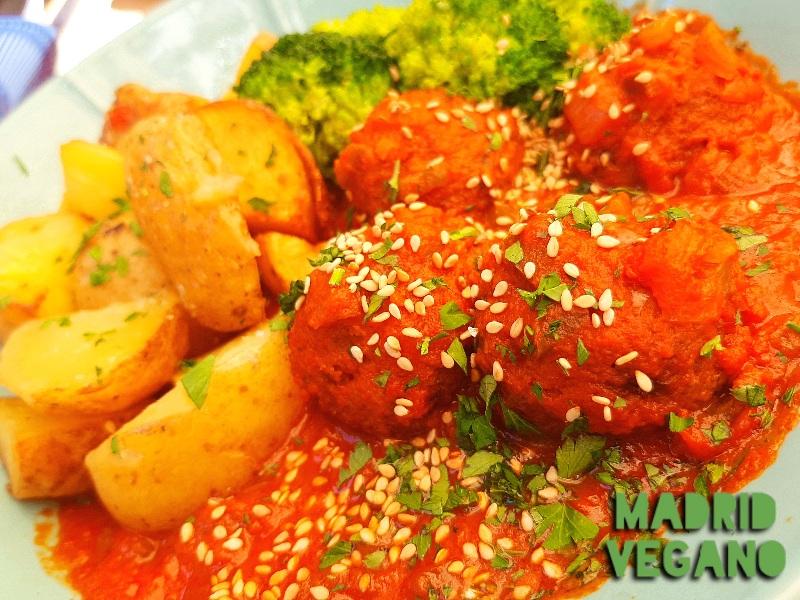 vegan mandanga